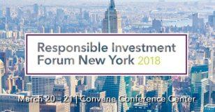 PEI's Responsible Investment Forum
